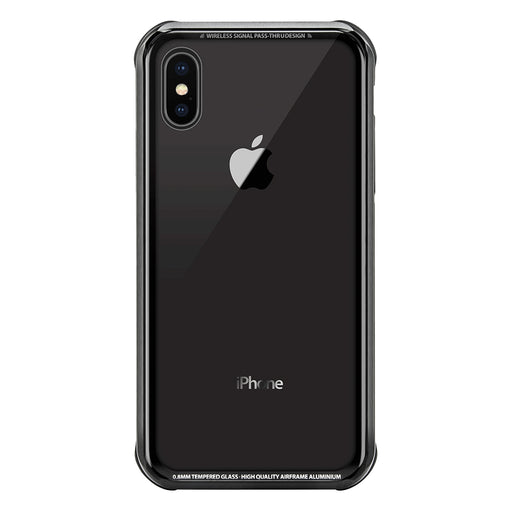 SwitchEasy IGlass Case for Apple iPhone X/XS - ICONS