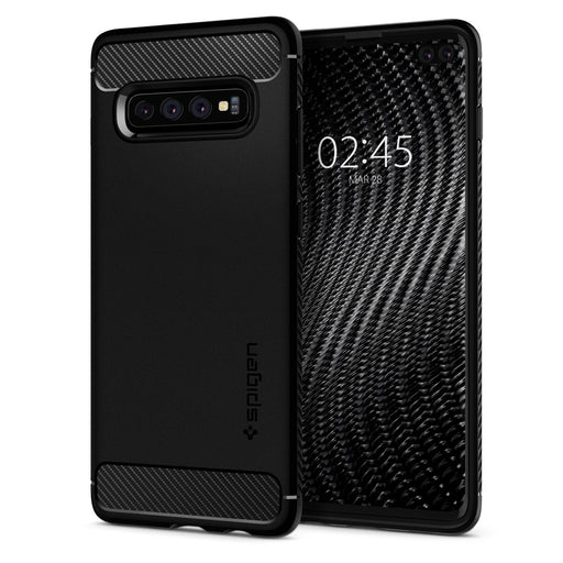Rugged Armor Case for Samsung Galaxy S10 Plus - ICONS