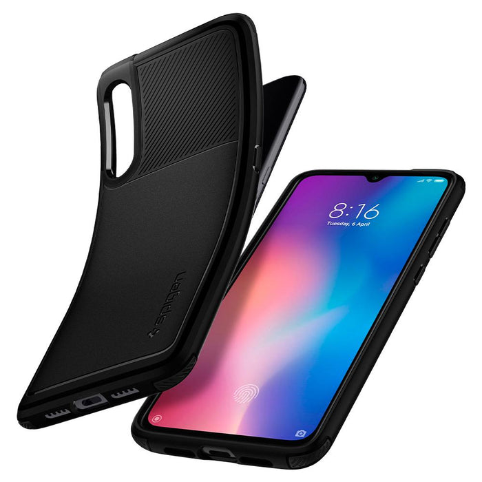 Rugged Armor Case for Xiaomi Mi 9 - ICONS