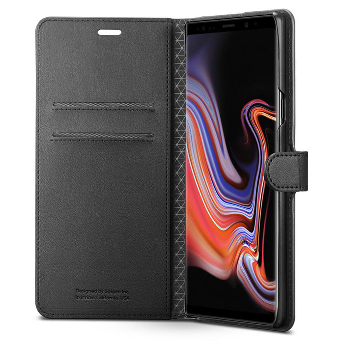 Wallet S Case for Samsung Galaxy Note 9 - ICONS