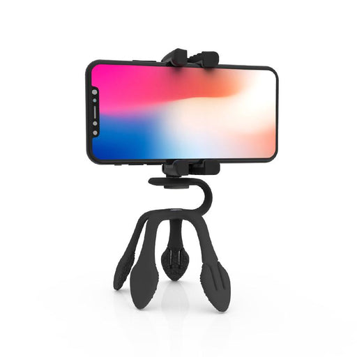 GEKKOPOD The Flexible Mount (Full Mobile Pack) With Bluetooth remote shutter & Action camera Adapter - ICONS