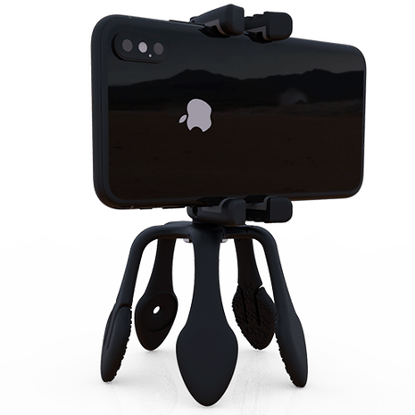 GEKKOPOD The Flexible Mount (With Bluetooth remote shutter & Action camera Adapter)