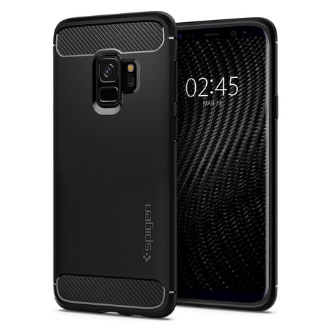 Rugged Armor Case for Samsung Galaxy S9
