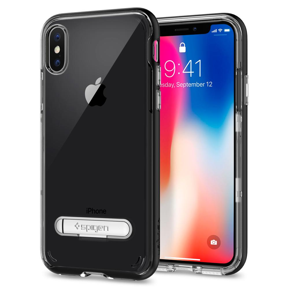 Crystal Hybrid Case for Apple iPhone X
