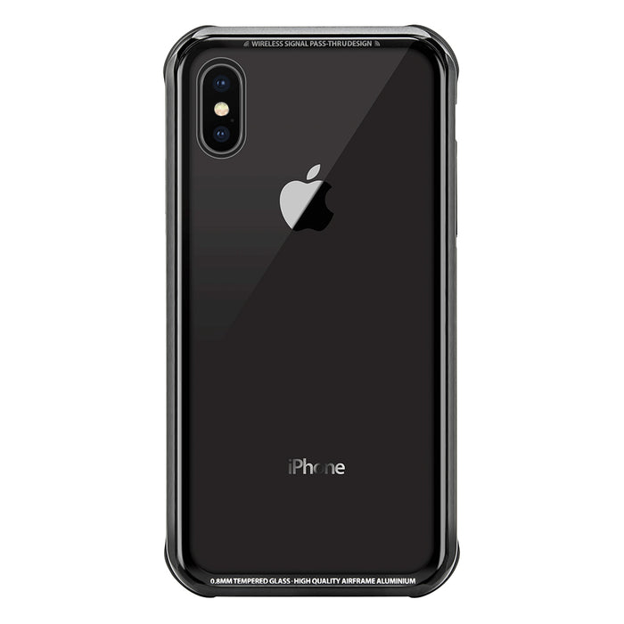 iGlass Case for Apple iPhone XS / X - ICONS