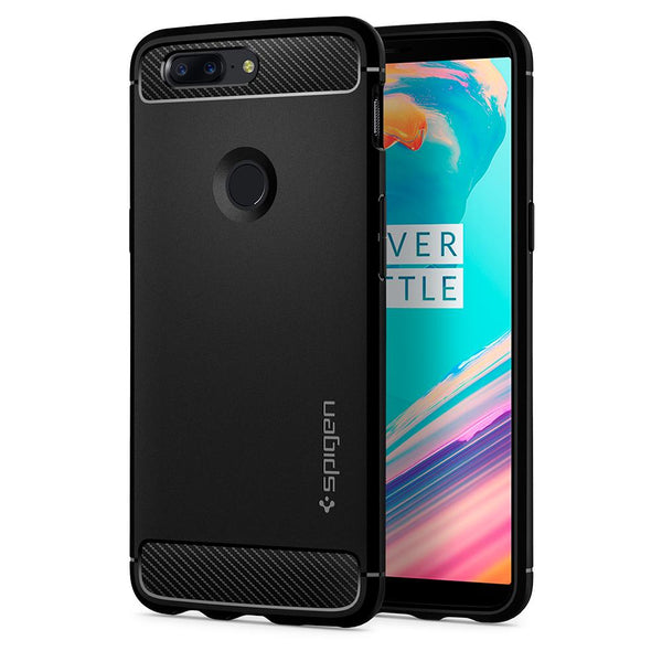 Rugged Armor Case for OnePlus 5T