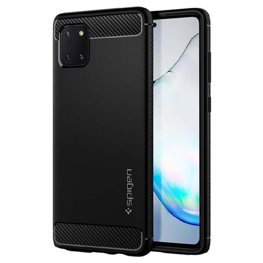 Spigen Rugged Armor Case for Samsung Galaxy Note 10 Lite - ICONS