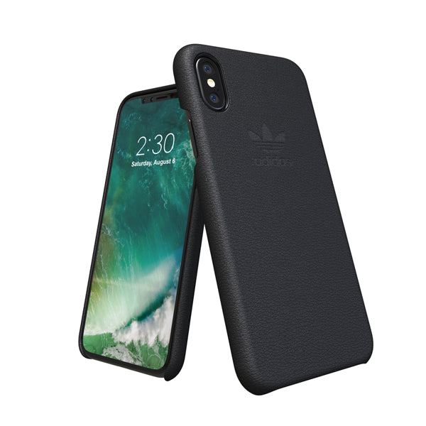 Leather Slim Case for Apple iPhone X - ICONS