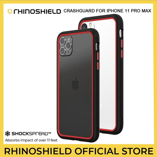 CrashGuard NX Case For Apple iPhone 11 Pro Max - ICONS