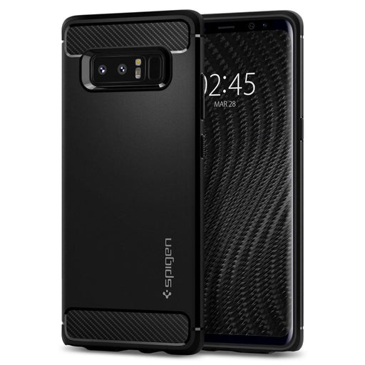 Rugged Armor Case for Samsung Galaxy Note 8 - ICONS