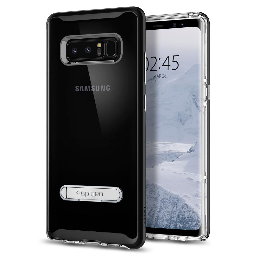 Crystal Hybrid Case for Samsung Galaxy Note 8