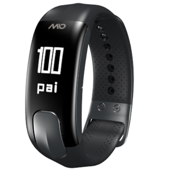 Mio Slice Heart Rate + Activity Tracker