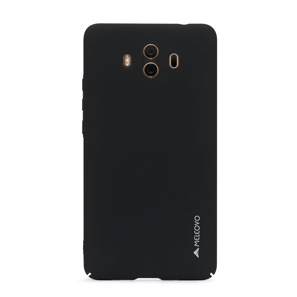 Metallic Slim Case for Huawei Mate 10 - Black