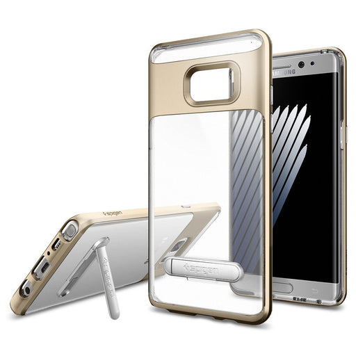 Crystal Hybrid Case for Samsung Galaxy Note FE - ICONS