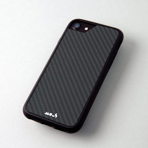 Aramid Carbon Fibre Case W/ Screen Protector for Apple iPhone 6s/7/8 - ICONS