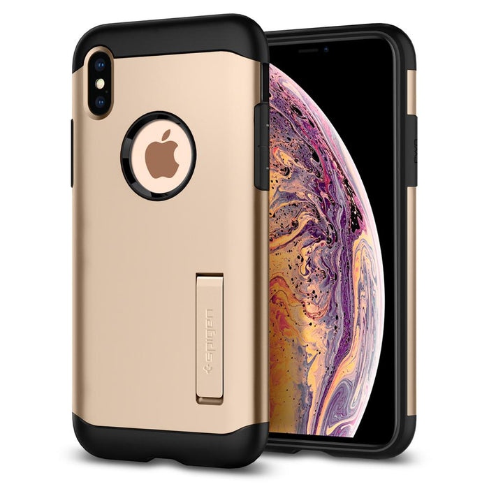 Slim Armor Case for Apple iPhone XS Max - ICONS