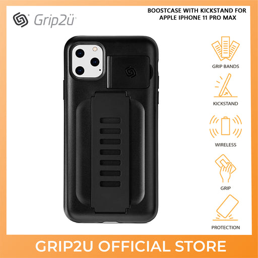 Grip2u BOOST  Case w. Kickstand for Apple iPhone 11 Pro Max