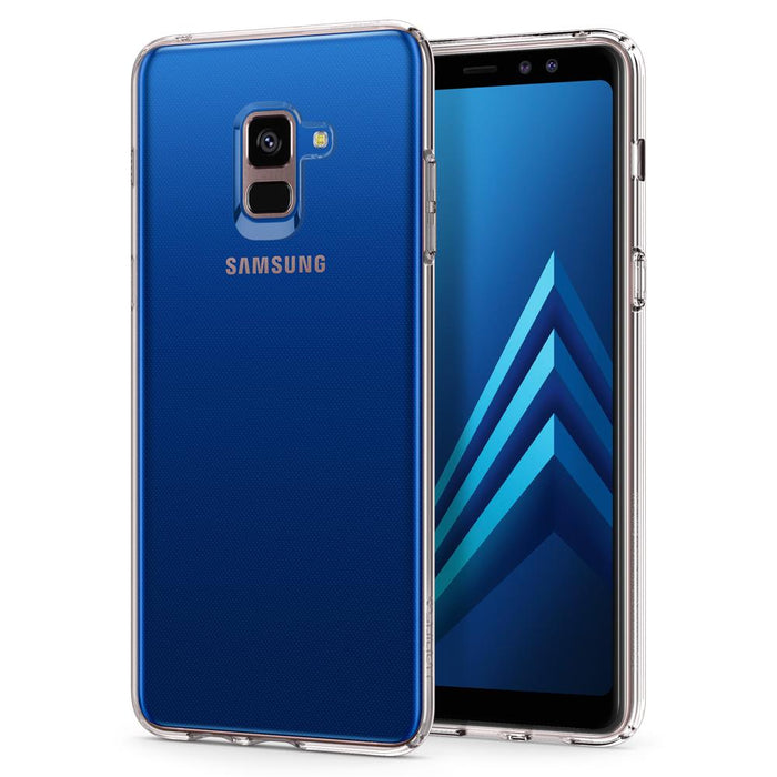 Liquid Crystal Case for Samsung Galaxy A8 Plus 2018 - ICONS