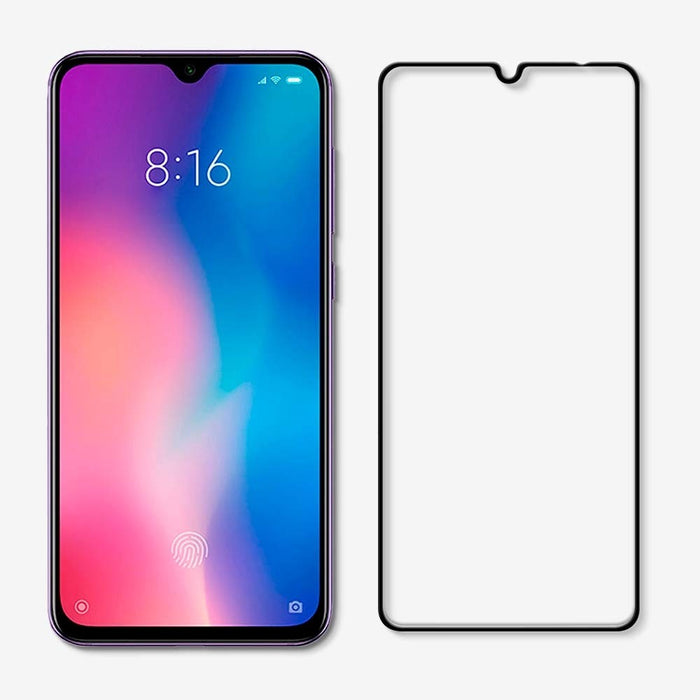 Glas.tr Slim Tempered Glass for Xiaomi Mi 9 - ICONS