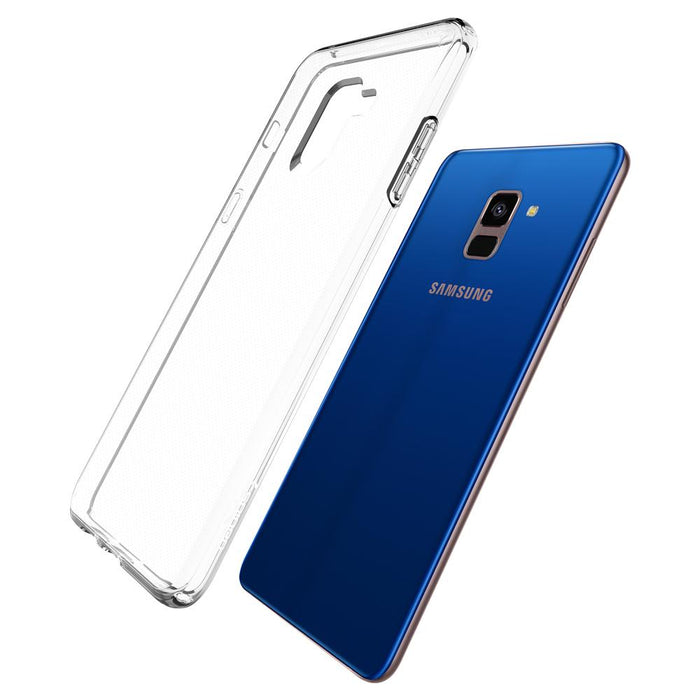 Liquid Crystal Case for Samsung Galaxy A8 2018 - ICONS