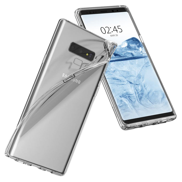 Liquid Crystal Case for Samsung Galaxy Note 9 - ICONS