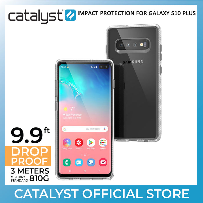 Impact Protection Case for Samsung Galaxy S10 Plus - ICONS