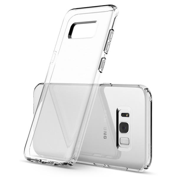 Spigen Liquid Crystal Case for Samsung Galaxy S8 - ICONS