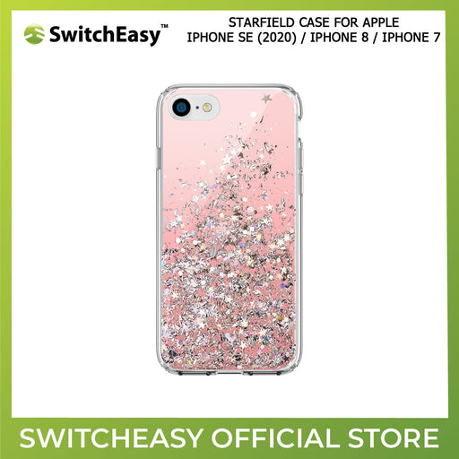 SwitchEasy Starfield Case for Apple iPhone SE (2020) / iPhone 8 / iPhone 7