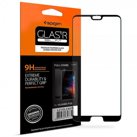 Glas.tR Full Cover Screen Protector for Huawei P20 (Tempered Glass) - ICONS