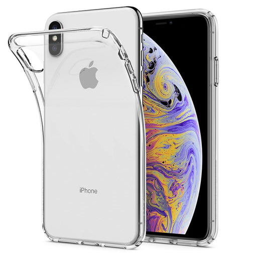 Liquid Crystal Case for Apple iPhone XS Max - ICONS