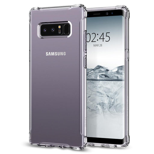 Rugged Crystal Case for Samsung Galaxy Note 8 - ICONS