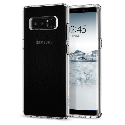 Liquid Crystal Case for Samsung Galaxy Note 8 - ICONS