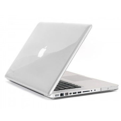 "Clear Hard Shell Case for MacBook Pro 15"" - ICONS"