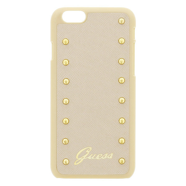 Studded Hard Case  for iPhone 6/6S - Cream