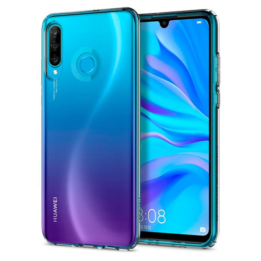 Liquid Crystal Case for Huawei Nova 4e - ICONS