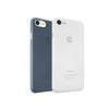 O!Coat 0.3 Jelly 2 in 1 Ultra Slim & Lightweight Case for Apple iPhone 7