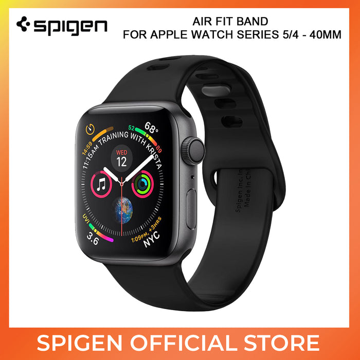 Air Fit (Silicone) Band for Apple Watch Series 5/4 - 40mm - ICONS