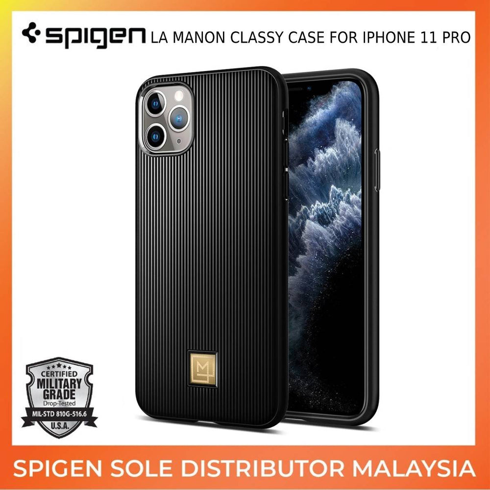 Spigen La Manon Classy Case for Apple iPhone 11 Pro