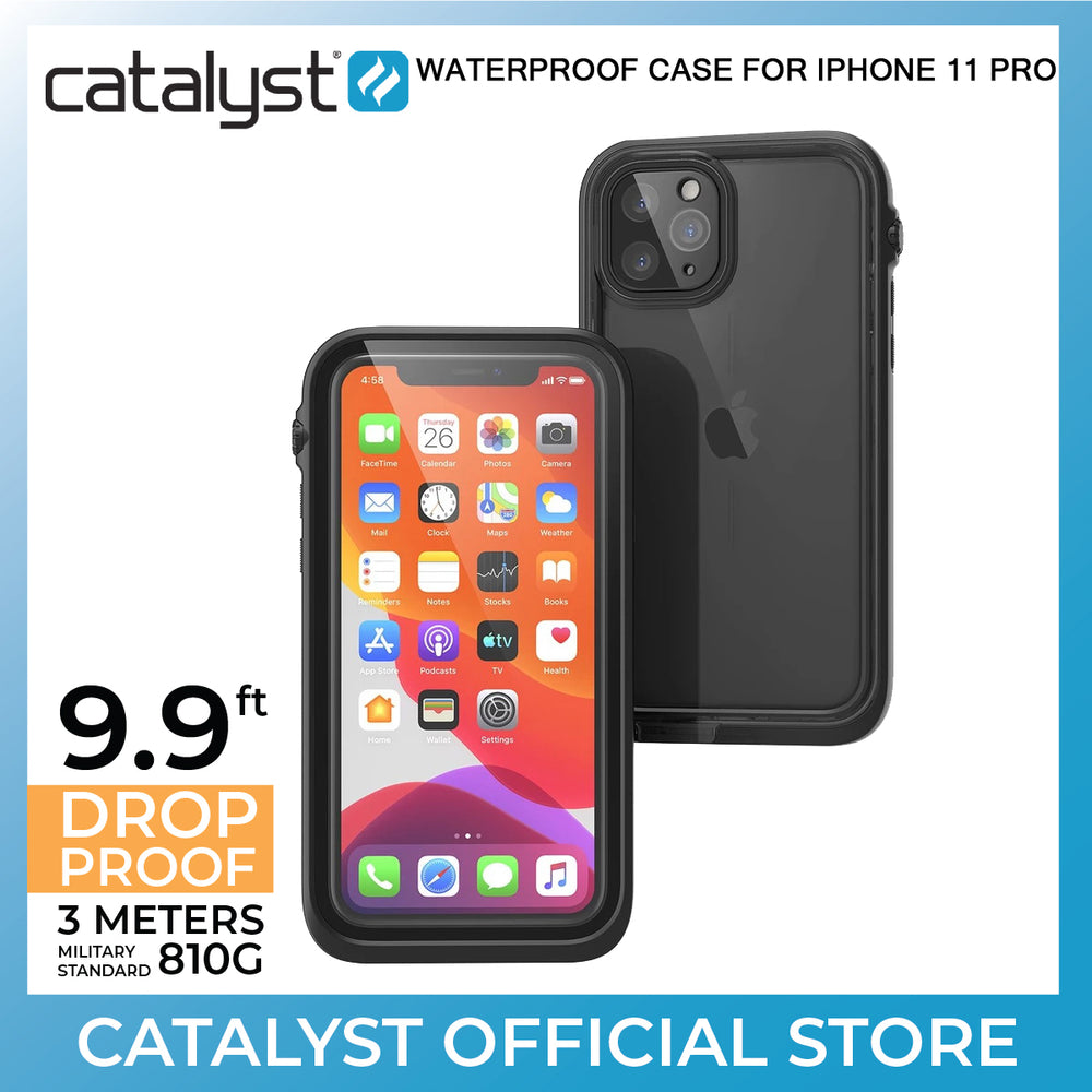 Catalyst Waterproof Case for Apple iPhone 11 Pro - ICONS