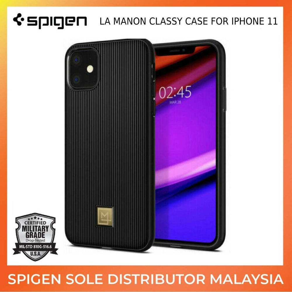 Spigen La Manon Classy Case for Apple iPhone 11