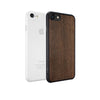 O!Coat 0.3 Jelly+Wood 2 in 1 Ultra Slim & Lightweight Case for Apple iPhone 7