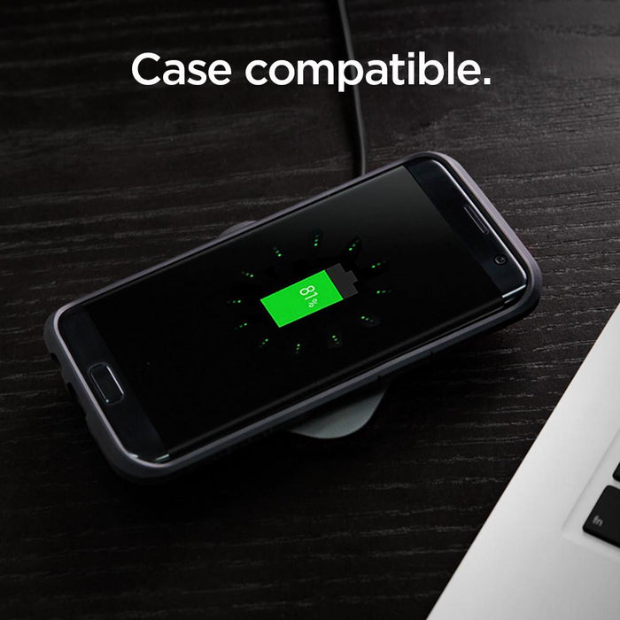 Spigen Essential F301W Wireless Charger (Ultra Slim) - ICONS