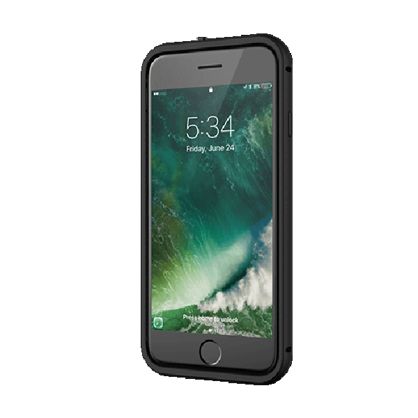 GLASS 01 Case for Apple iPhone 7 Plus Jet Black