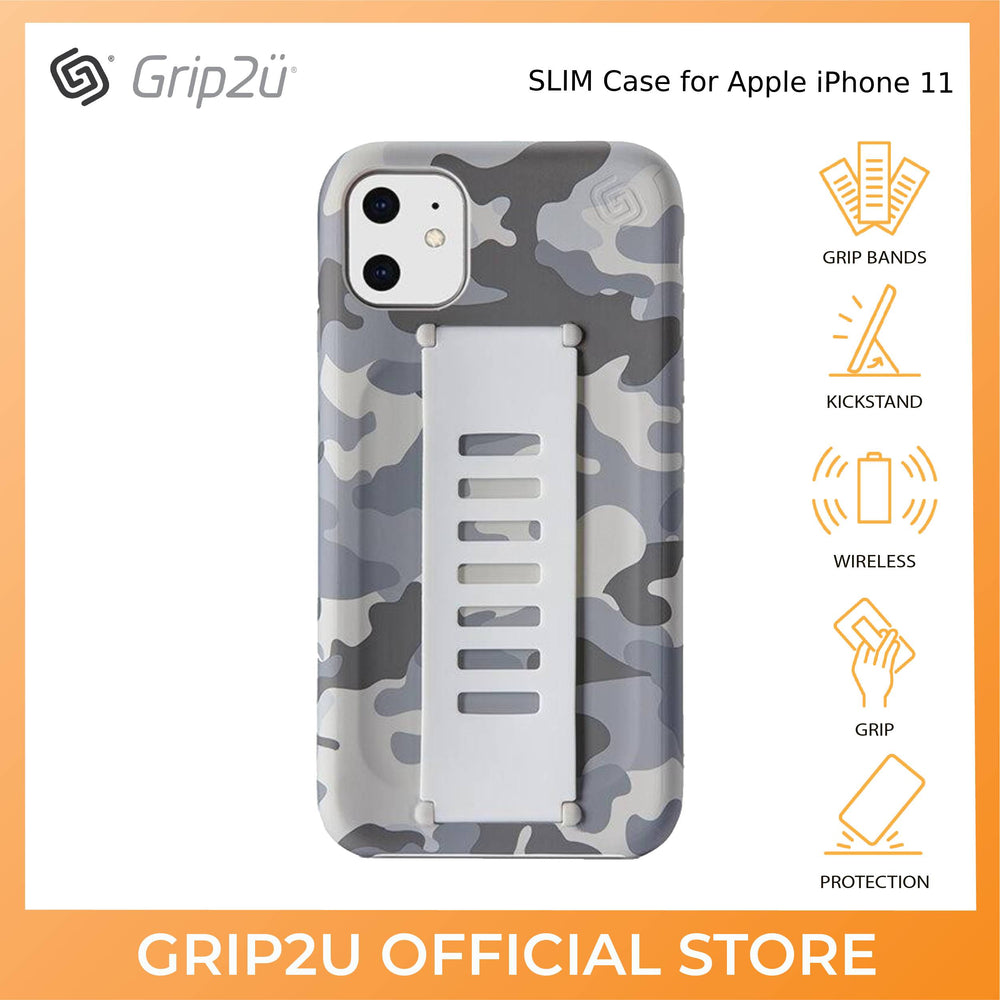 Grip2u SLIM Case for Apple iPhone 11