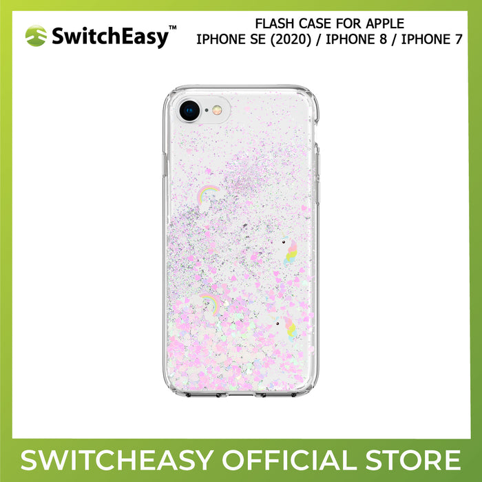 SwitchEasy Flash Case for Apple iPhone SE (2020) / iPhone 8 / iPhone 7