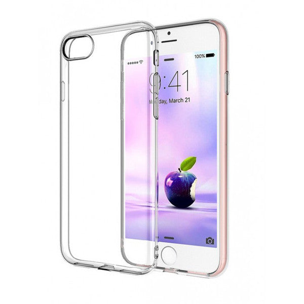 Duo 2 in 1 Jelly Case for Apple iPhone 7/8 Plus - ICONS