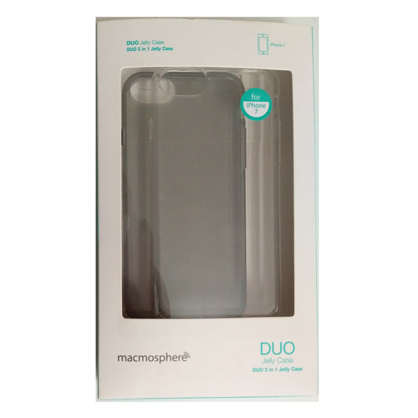 Duo 2 in 1 Jelly Case for Apple iPhone 7/8 / iPhone SE 2020 - ICONS