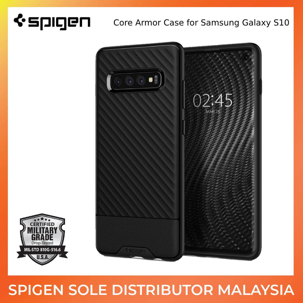 Spigen Core Armor Case for Samsung Galaxy S10