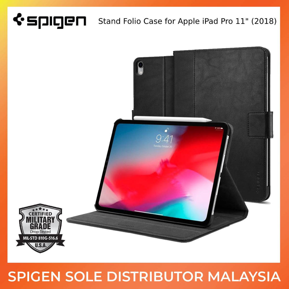 "Stand Folio Case for Apple iPad Pro 11"" (2018)"