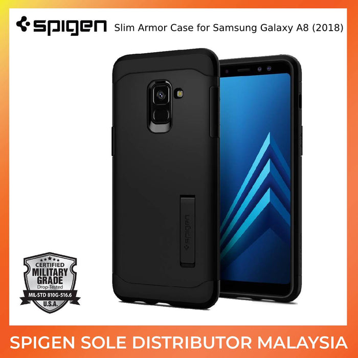 Slim Armor Case for Samsung Galaxy A8 (2018)